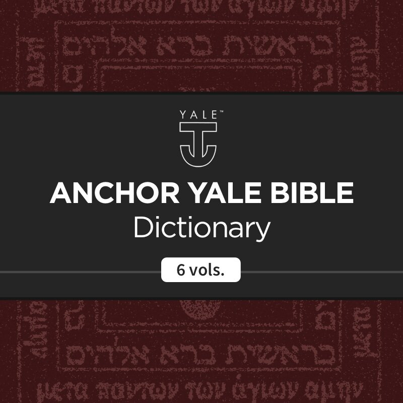 Anchor Yale Bible Dictionary | AYBD (6 vols.)