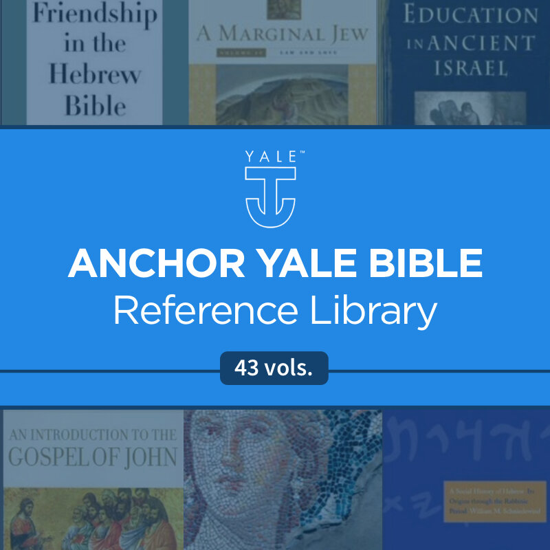 Anchor Yale Bible Reference Library (43 vols.)
