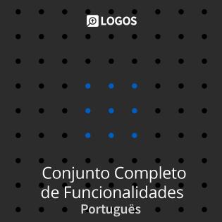Conjunto Completo de Funcionalidades Logos 9 em Português