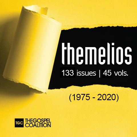 Themelios: 1975-2020 (133 issues)