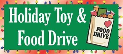 Holiday Toy And Food Drive