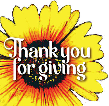 Thak You For Giving