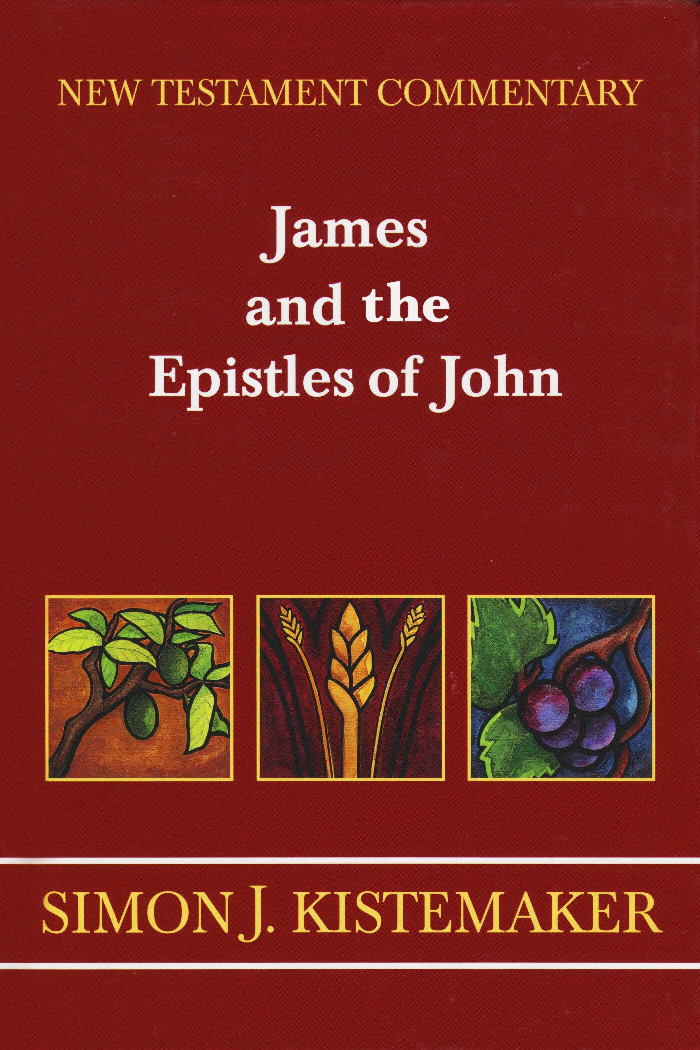 James and the Epistles of John (Hendriksen & Kistemaker New Testament Commentary | HK)