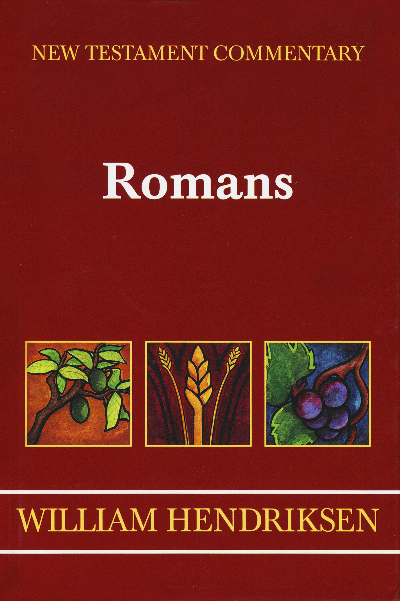 Romans (Hendriksen & Kistemaker New Testament Commentary | HK)