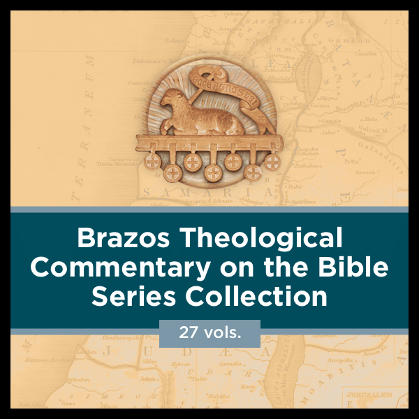 Brazos Theological Commentary on the Bible Series Collection | BTC (27 vols.)