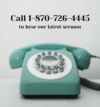 Sermonbyphone Promo