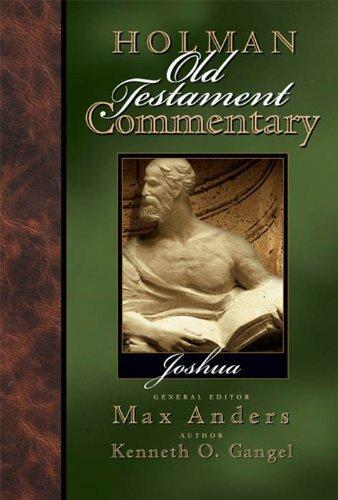 Joshua (Holman Old Testament Commentary | HOTC)