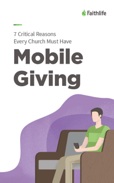 7 Reasons Every Church Needs Mobile Giving