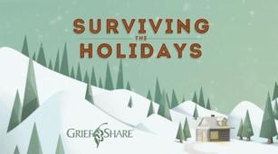 Griefshare Holidaysession