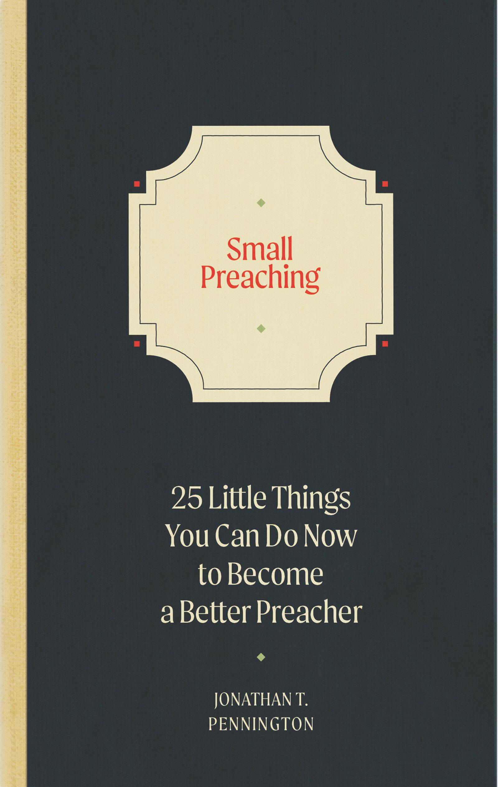 Small Preaching