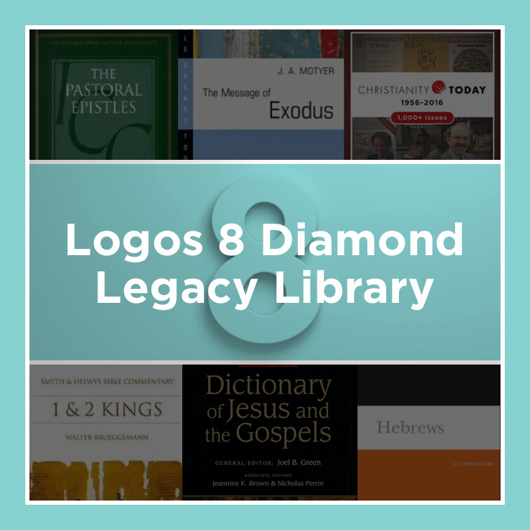 Logos 8 Diamond Legacy Library