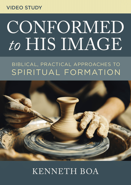 Conformed to His Image Video Study: Biblical, Practical Approaches to Spiritual Formation