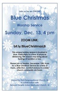 Blue Christmas Flier 2020 One Up REV2