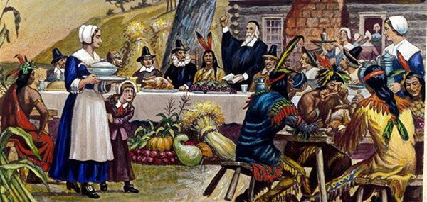 Remember the First Thanksgiving