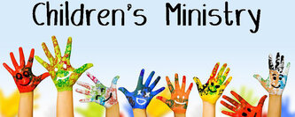 Childrens Ministry Hands