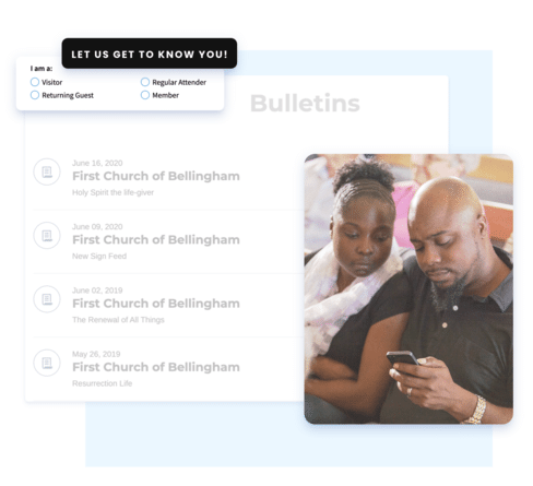 Digital bulletins