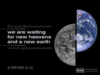 New Heavens 2Peter313