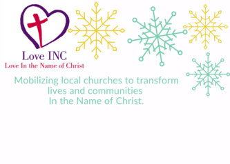 Love in the name of christ (love, inc) Holidays