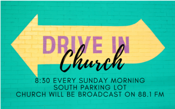 DRIVE IN CHURCH