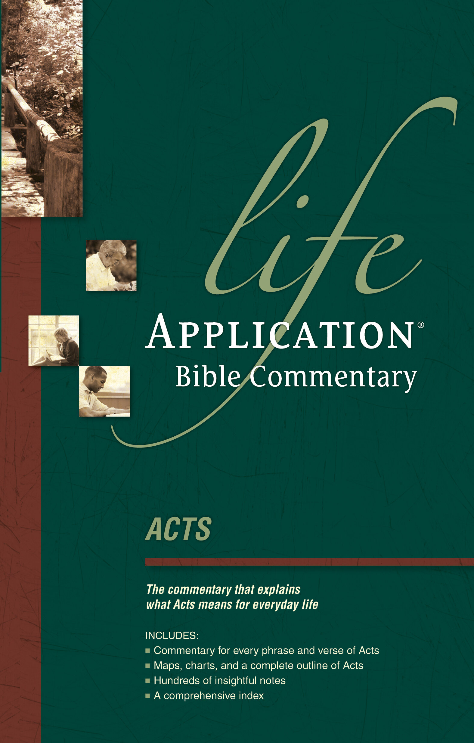 Acts (Life Application Bible Commentary | LABC)