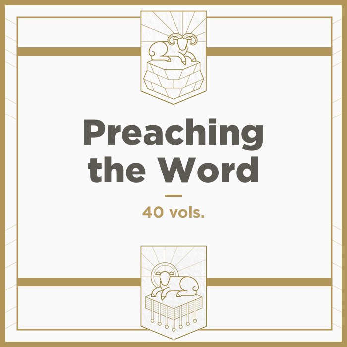 Preaching the Word Commentary Series | PtW (40 vols.)