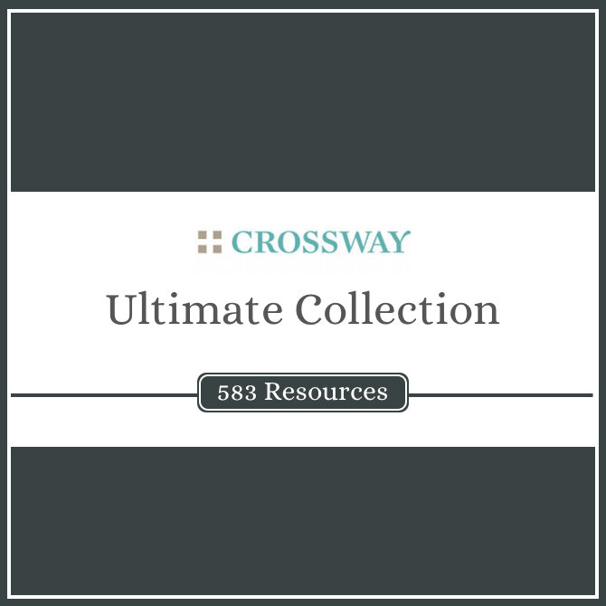 Crossway Ultimate Collection (583 Resources)