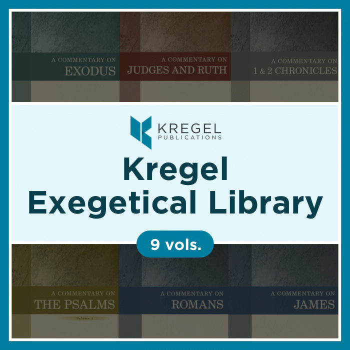 Kregel Exegetical Library | KEL (9 vols.)