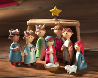 Kids Nativity