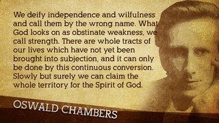 Oswald Chambers 1