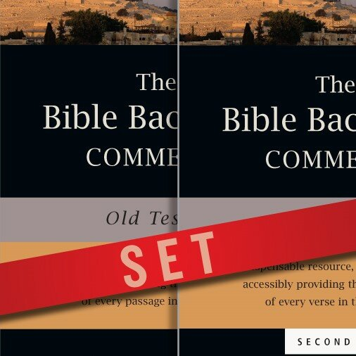 The IVP Bible Background Commentary (2 vols.)