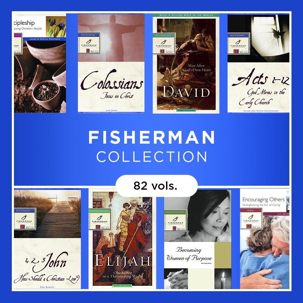 Fisherman Bible Study Guides (82 vols.)