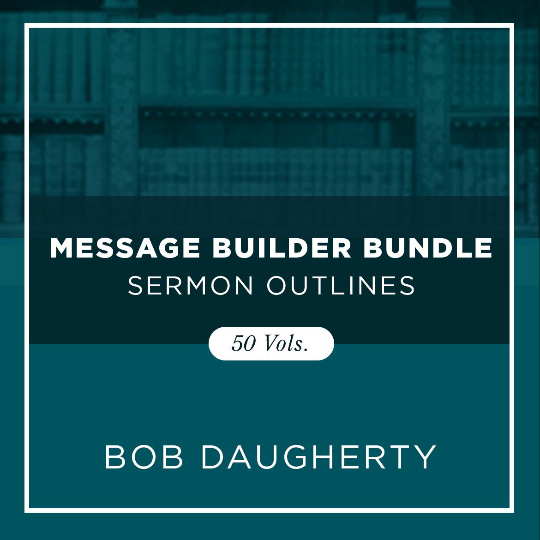 The Message Builder Bundle (50 vols.)