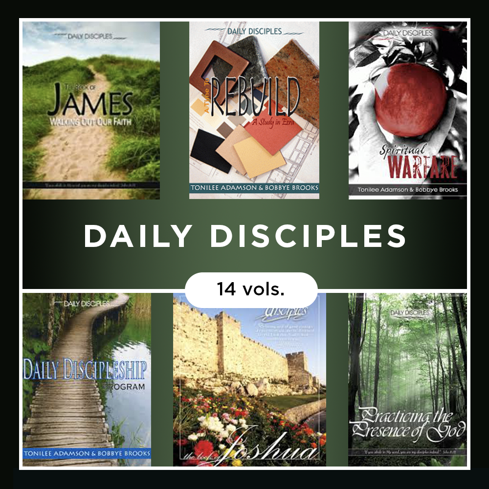 Daily Disciples Collection (14 vols.)