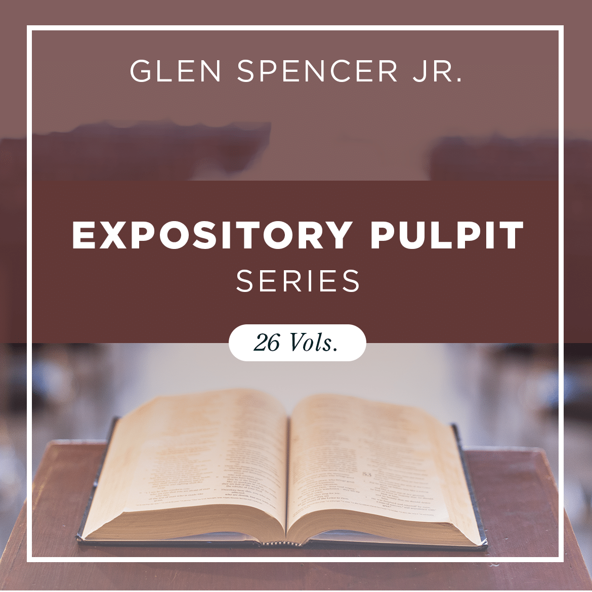 Expository Pulpit Series (26 vols.)