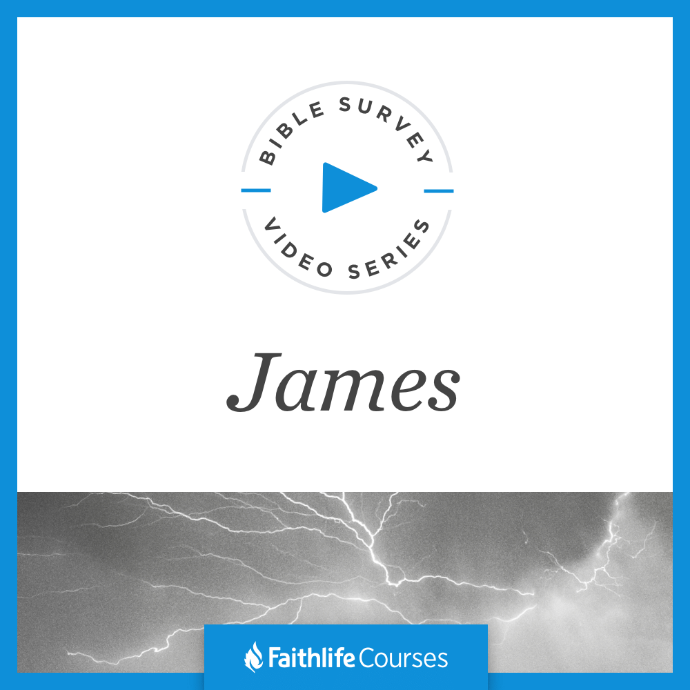 Bible Survey Video Series: James