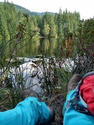 Four Lakes Hike And Retreat Oct 2020