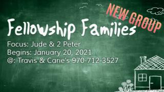 Fellowship Families