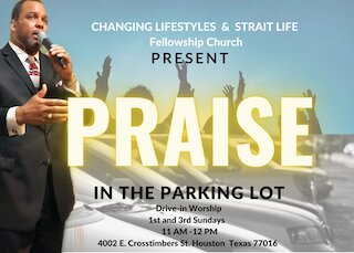Praise in the Parking Lot