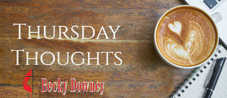 Thursday Thoughts Becky Downey