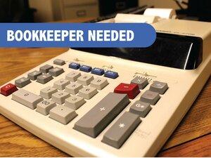 Bookkeeper Needed