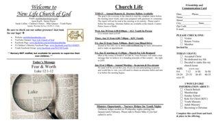 2021-01-17 Sunday Bulletin 1
