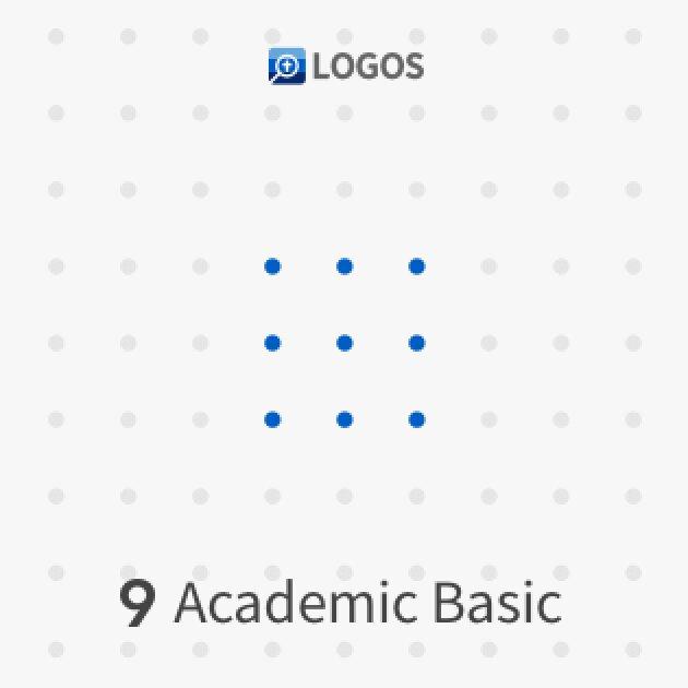Logos 9 Academic Basic