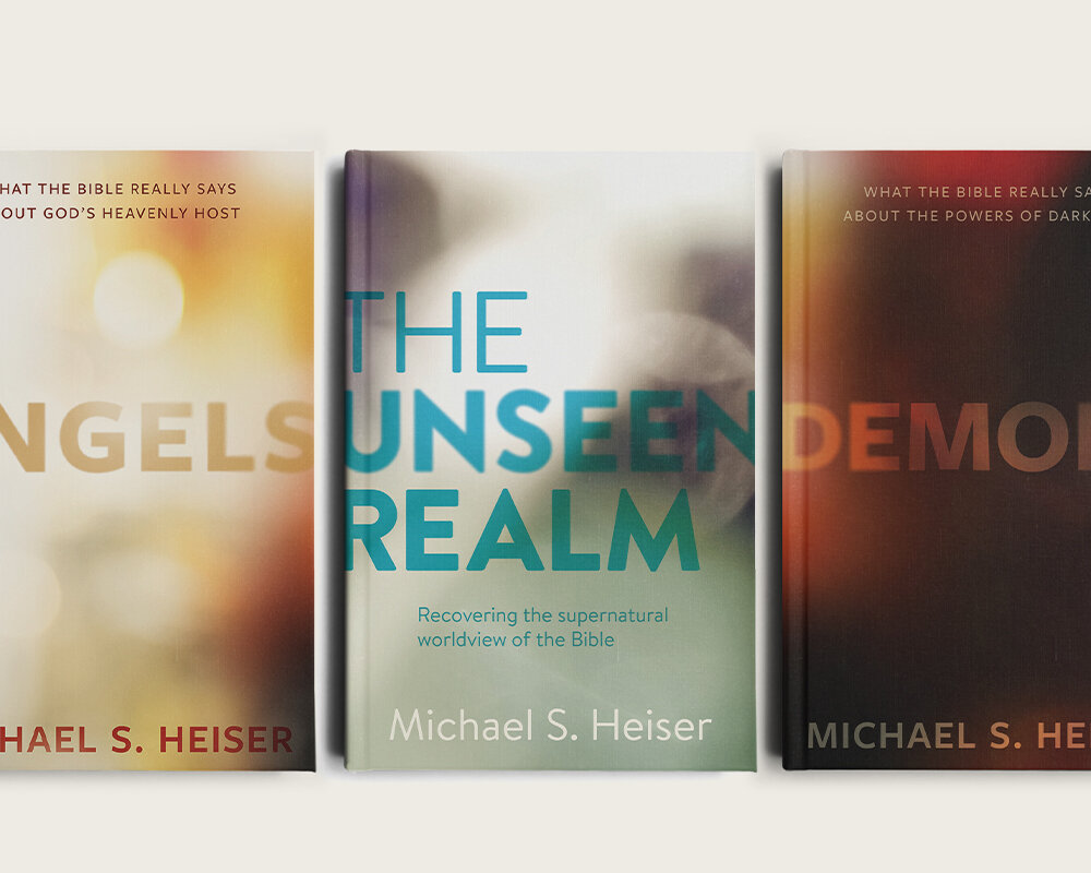 The Unseen Realm Bundle (12 vols.)