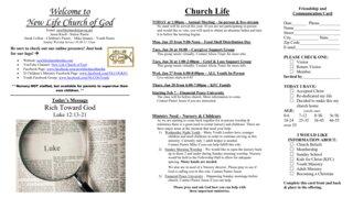 2021-01-24 Sunday Bulletin 1