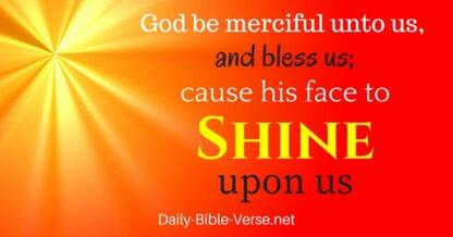 Shine Psalm 67