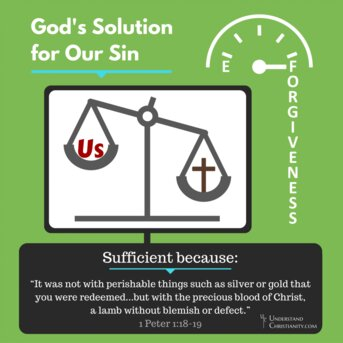 Gods Remedy For Our Sin Opt-1030X1030