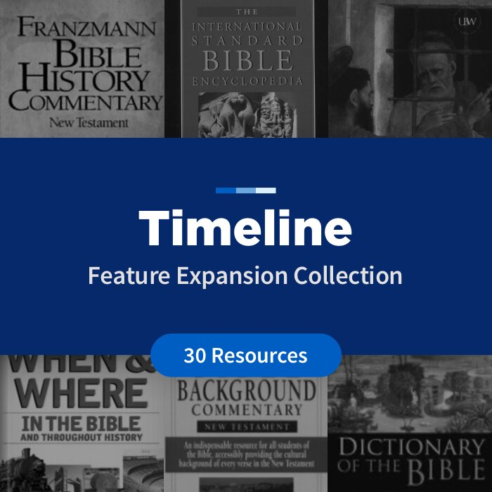 Timeline Feature Expansion Collection (30 resources)