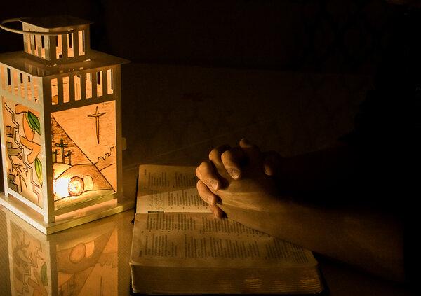 """""""Pray in Faith"""" - Notes on James 5:16-18"""