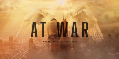 At War. Web Banner