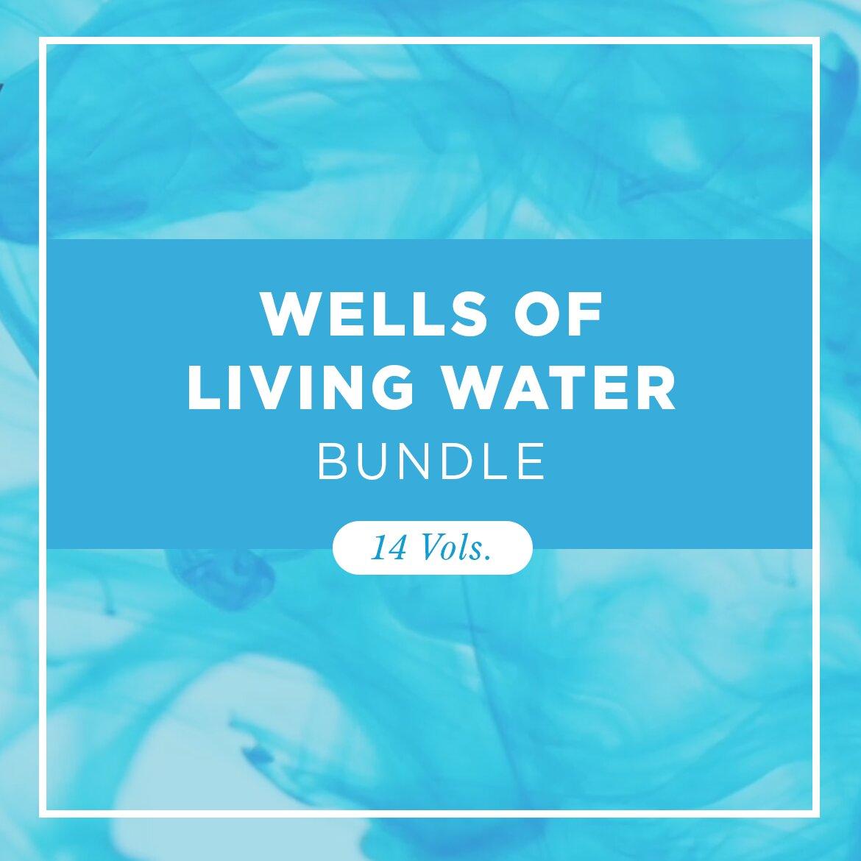 Wells of Living Water (14 vols.)